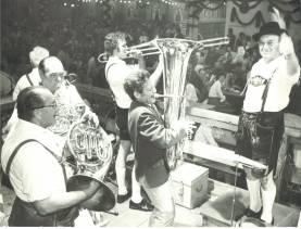 Solist an der Tuba: Hans Rosenthal