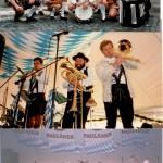 DENVER 2002 mit Showband ALLROUND´s